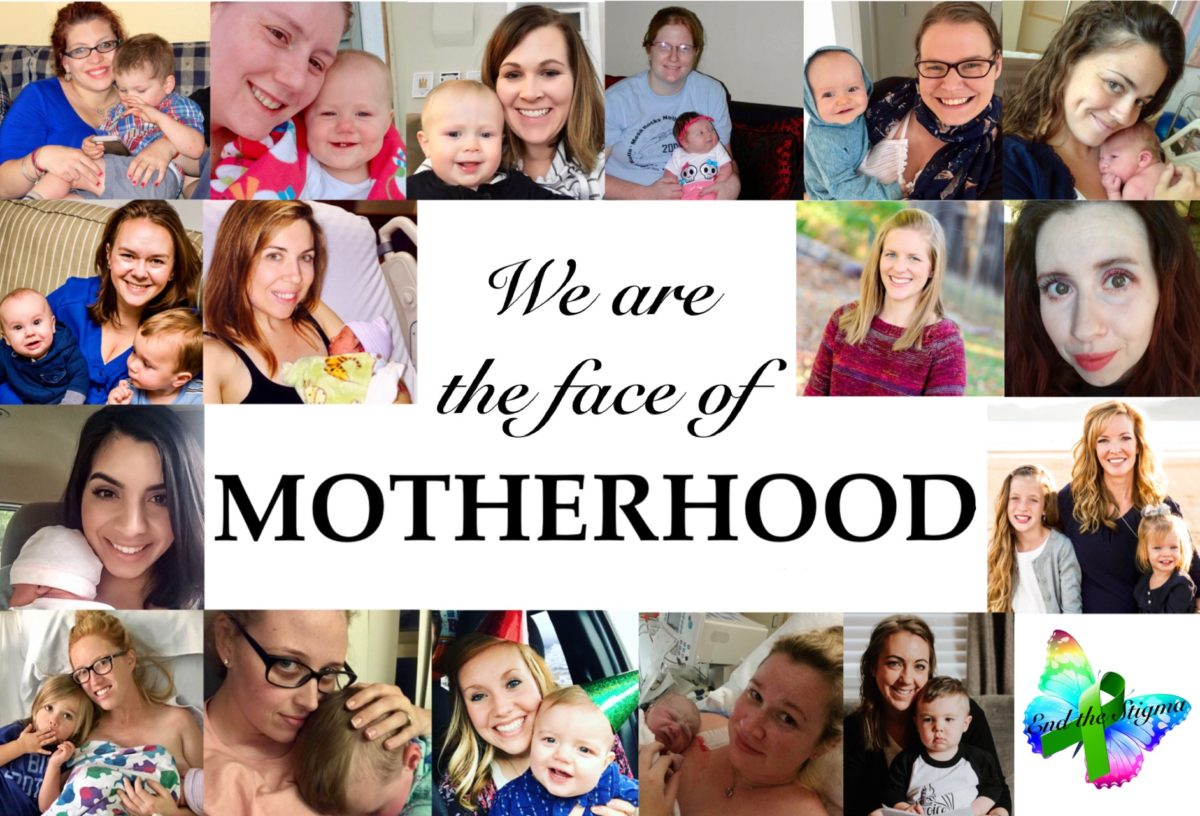 We are the Face of Motherhood: A Series on Postpartum Depression