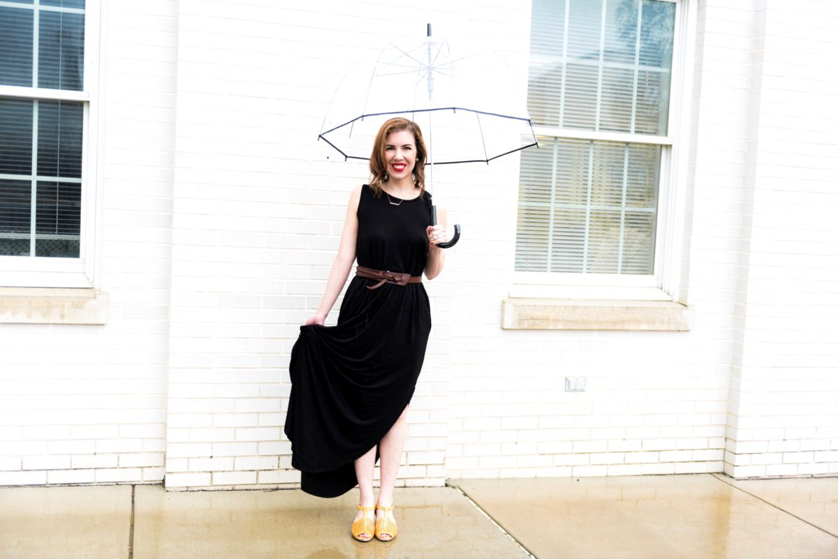 Making a Statement: How to Style a Basic Black Dress