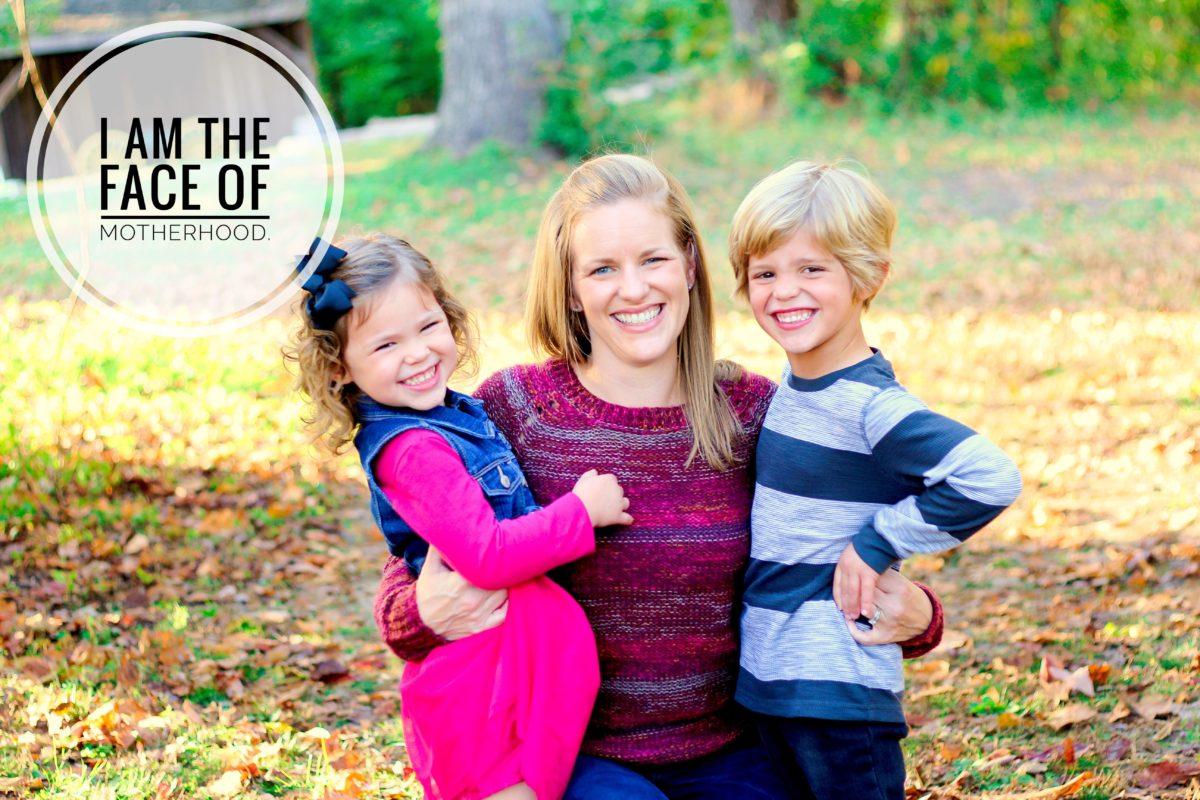 We are Motherhood: Kendra's Story