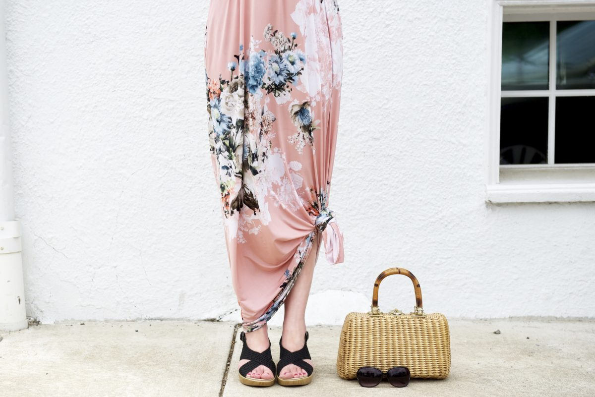 Trending Now: the Maxi: a How to for the Vertically Challenged