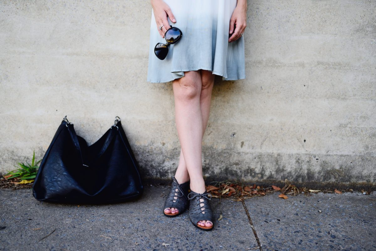 Shades of Grey: It's all About the Shoes